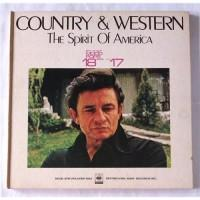 Various – Best Of Best Mood Pops 18 Series Vol. 17: Country & Western / SONI-95117
