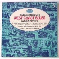 Various – Blues Anthology-2 West Coast Blues / LLR 8192