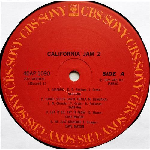Картинка  Виниловые пластинки  Various – California Jam 2 / 40AP 1090-1 в  Vinyl Play магазин LP и CD   07669 7