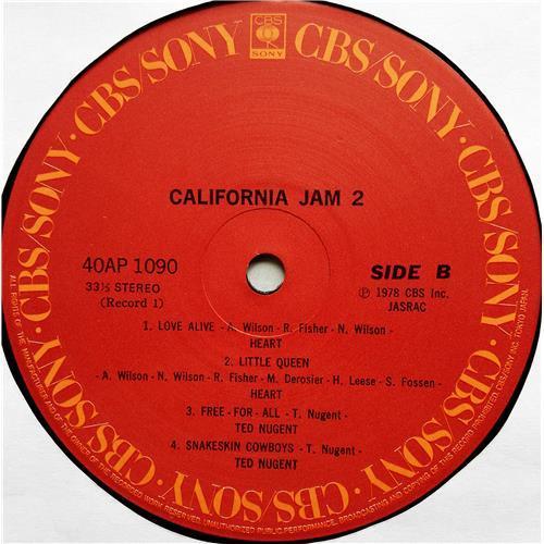 Картинка  Виниловые пластинки  Various – California Jam 2 / 40AP 1090-1 в  Vinyl Play магазин LP и CD   07669 8