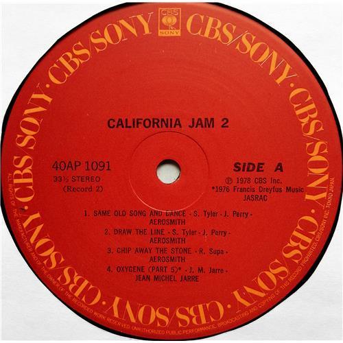 Картинка  Виниловые пластинки  Various – California Jam 2 / 40AP 1090-1 в  Vinyl Play магазин LP и CD   07669 9