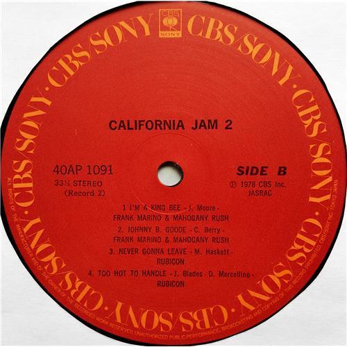 Картинка  Виниловые пластинки  Various – California Jam 2 / 40AP 1090-1 в  Vinyl Play магазин LP и CD   07669 10