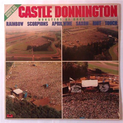 Виниловые пластинки  Various – Castle Donnington: Monsters Of Rock / PD-1-6311 в Vinyl Play магазин LP и CD  03919