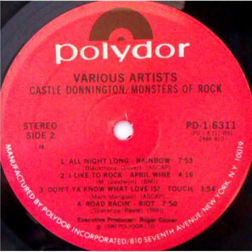 Картинка  Виниловые пластинки  Various – Castle Donnington: Monsters Of Rock / PD-1-6311 в  Vinyl Play магазин LP и CD   03919 3