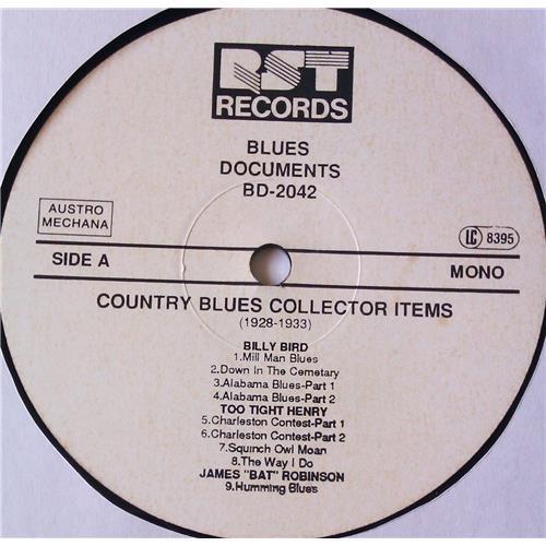 Картинка  Виниловые пластинки  Various – Country Blues Collector Items (1928-1933) / BD-2042 в  Vinyl Play магазин LP и CD   05689 2