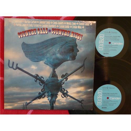 Виниловые пластинки  Various – Country Gals Country Hits! / ADL2-0177 в Vinyl Play магазин LP и CD  00092