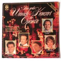Various – Das Grosse Wunsch-Konzert Der Operette / TG 1405