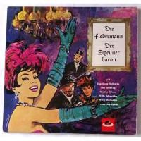 Various – Die Fledermaus / Der Zigeunerbaron / 46 660