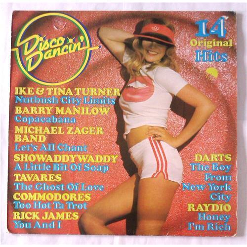 Виниловые пластинки  Various – Disco Dancin' (14 Original Hits) / 5C 056-26040 в Vinyl Play магазин LP и CD  06294