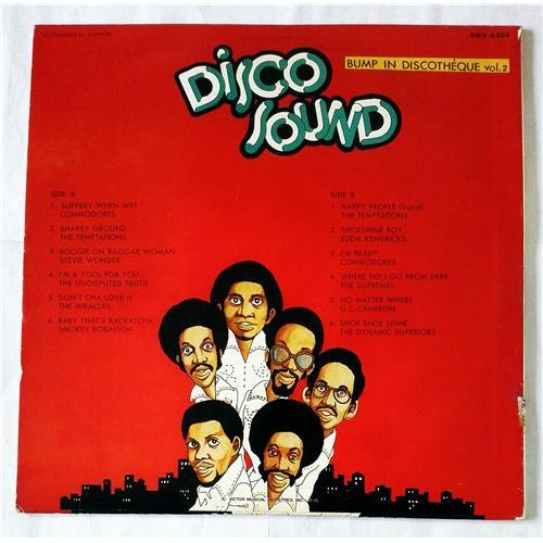 Картинка  Виниловые пластинки  Various – Disco Sound Bump In Discotheque Vol. 2 / SWX-6204 в  Vinyl Play магазин LP и CD   07472 1