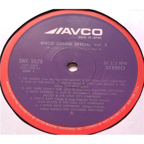 Картинка  Виниловые пластинки  Various – Disco Sound Special Vol. 2 / SWX-9029-30 в  Vinyl Play магазин LP и CD   05658 4