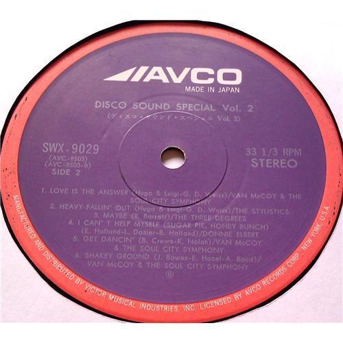Картинка  Виниловые пластинки  Various – Disco Sound Special Vol. 2 / SWX-9029-30 в  Vinyl Play магазин LP и CD   05658 5