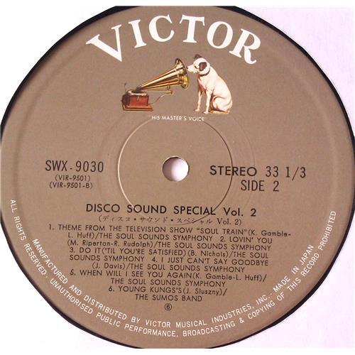 Картинка  Виниловые пластинки  Various – Disco Sound Special Vol. 2 / SWX-9029-30 в  Vinyl Play магазин LP и CD   05658 7