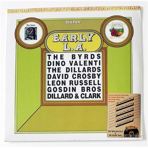 Виниловые пластинки  Various – Early L.A. / LTD / Numbered / SHF 1004 / Sealed в Vinyl Play магазин LP и CD  09324
