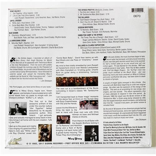 Картинка  Виниловые пластинки  Various – Early L.A. / LTD / Numbered / SHF 1004 / Sealed в  Vinyl Play магазин LP и CD   09324 1