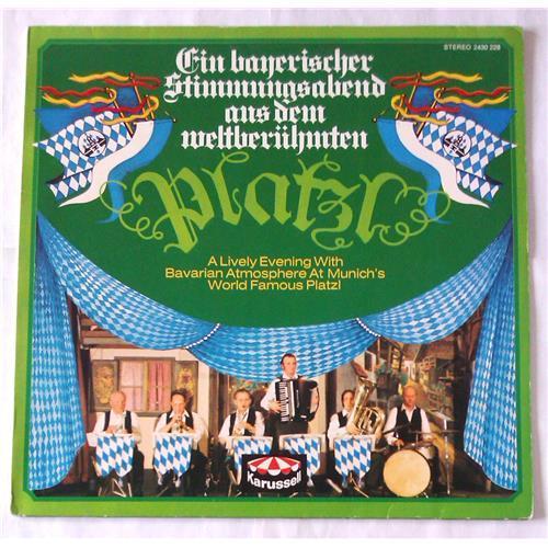 Виниловые пластинки  Various – Ein Bayerischer Stimmungsabend Aus Dem Weltberuhmten Platzl / 2430 228 в Vinyl Play магазин LP и CD  06588