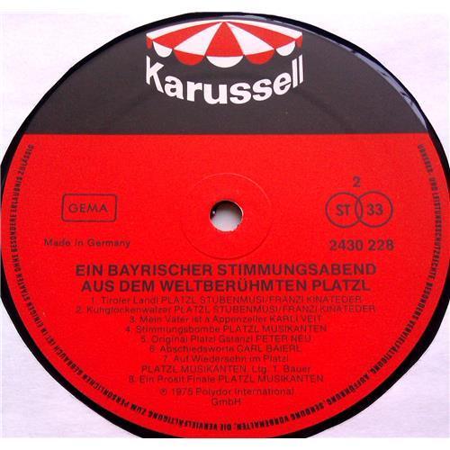 Картинка  Виниловые пластинки  Various – Ein Bayerischer Stimmungsabend Aus Dem Weltberuhmten Platzl / 2430 228 в  Vinyl Play магазин LP и CD   06588 3