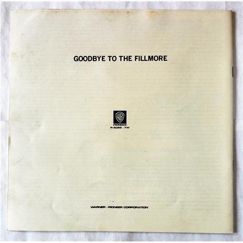 Картинка  Виниловые пластинки  Various – Fillmore - The Last Days / P-5055-7W в  Vinyl Play магазин LP и CD   07708 3