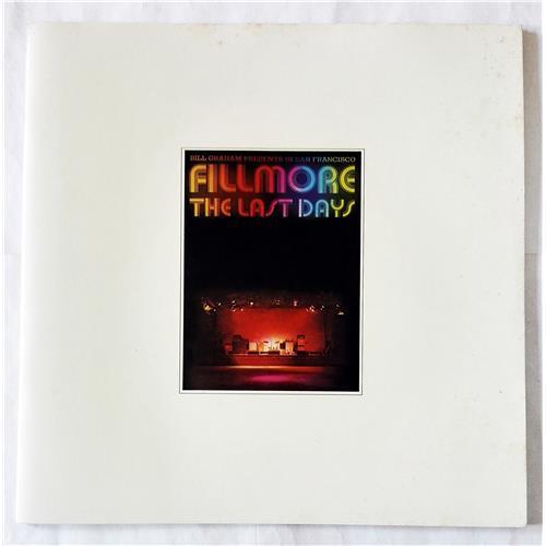 Картинка  Виниловые пластинки  Various – Fillmore - The Last Days / P-5055-7W в  Vinyl Play магазин LP и CD   07708 4