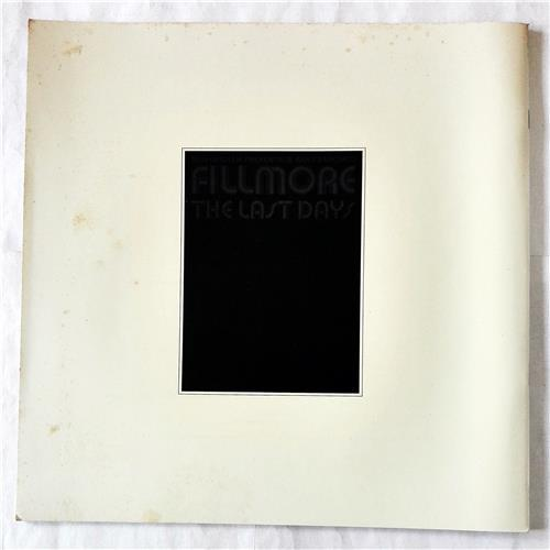 Картинка  Виниловые пластинки  Various – Fillmore - The Last Days / P-5055-7W в  Vinyl Play магазин LP и CD   07708 5