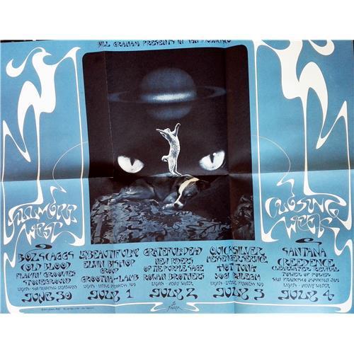 Картинка  Виниловые пластинки  Various – Fillmore - The Last Days / P-5055-7W в  Vinyl Play магазин LP и CD   07708 6
