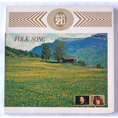 Виниловые пластинки  Various – Folk Song MAX 20 / MAX 14 в Vinyl Play магазин LP и CD  05807