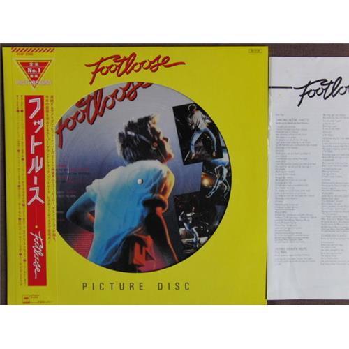 Виниловые пластинки  Various – Footloose (Original Motion Picture Soundtrack) / 30AP 2888 в Vinyl Play магазин LP и CD  01513