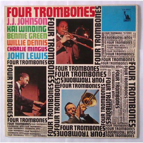 Виниловые пластинки  Various – Four Trombones / LR-8827 в Vinyl Play магазин LP и CD  04550