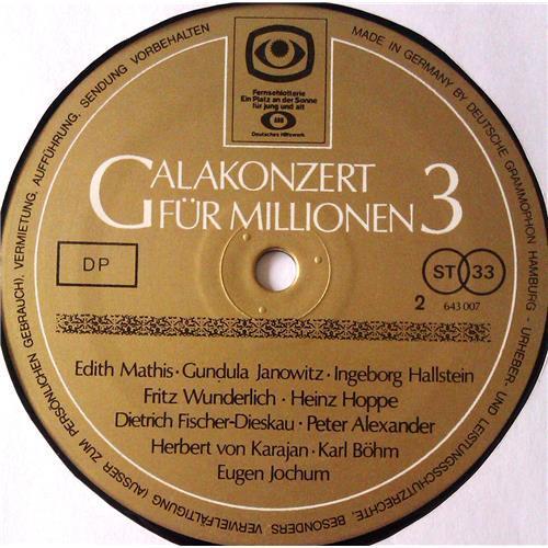 Картинка  Виниловые пластинки  Various – Galakonzert Fur Millionen 3 / 643 007 в  Vinyl Play магазин LP и CD   05440 3