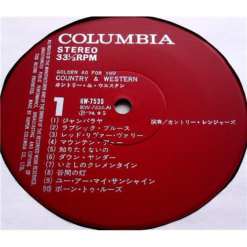Картинка  Виниловые пластинки  Various – Golden 40 For You 'Country & Western' / KW-7535~6 в  Vinyl Play магазин LP и CD   07407 4