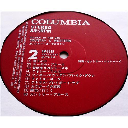 Картинка  Виниловые пластинки  Various – Golden 40 For You 'Country & Western' / KW-7535~6 в  Vinyl Play магазин LP и CD   07407 5