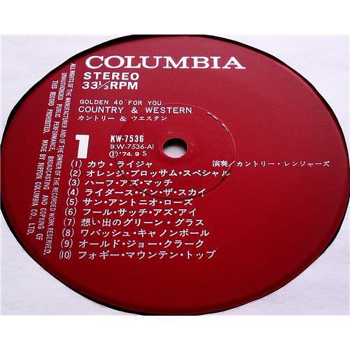 Картинка  Виниловые пластинки  Various – Golden 40 For You 'Country & Western' / KW-7535~6 в  Vinyl Play магазин LP и CD   07407 6