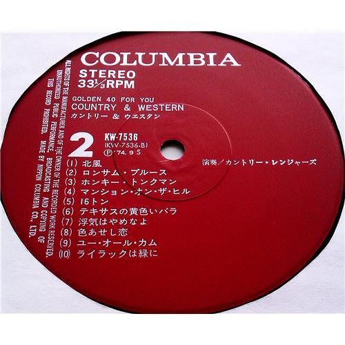 Картинка  Виниловые пластинки  Various – Golden 40 For You 'Country & Western' / KW-7535~6 в  Vinyl Play магазин LP и CD   07407 7