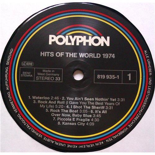 Картинка  Виниловые пластинки  Various – Hits Of The World 1974/1975 / 819 935-1 в  Vinyl Play магазин LP и CD   05435 2
