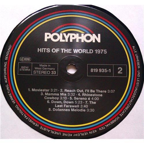 Картинка  Виниловые пластинки  Various – Hits Of The World 1974/1975 / 819 935-1 в  Vinyl Play магазин LP и CD   05435 3