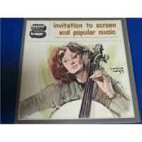Various – Invitation To Screen And Popular Music / PLS-10