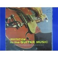 Various – Invitation To The Guitar Music / SHP-5370