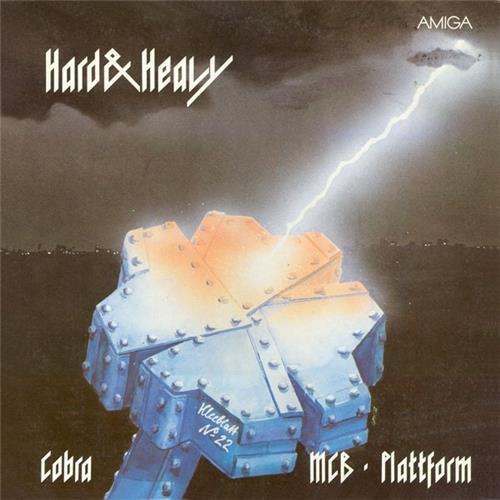 Виниловые пластинки  Various – Kleeblatt № 22 - Hard & Heavy / 5 56 329 в Vinyl Play магазин LP и CD  01822