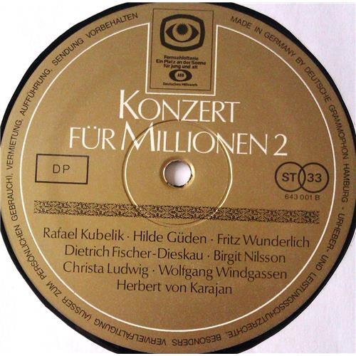 Картинка  Виниловые пластинки  Various – Konzert Fur Millionen 2 / 643 001 в  Vinyl Play магазин LP и CD   05439 3