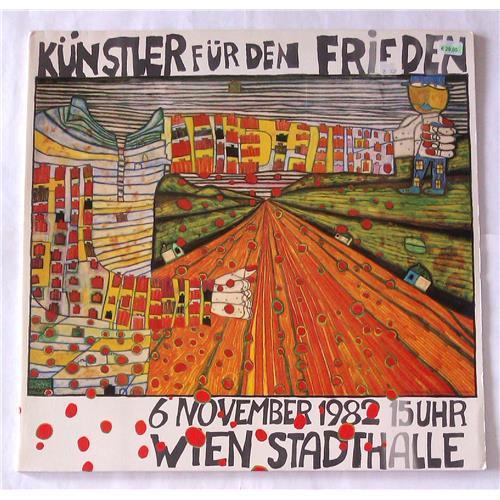 Виниловые пластинки  Various – Kunstler Fur Den Frieden - 6 November 1982 - Wien / 10 001 в Vinyl Play магазин LP и CD  06753