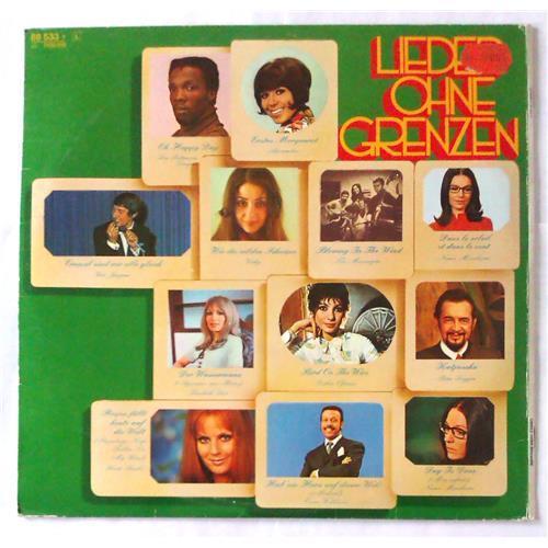 Картинка  Виниловые пластинки  Various – Lieder Ohne Grenzen / 88 533 Y в  Vinyl Play магазин LP и CD   05423 3
