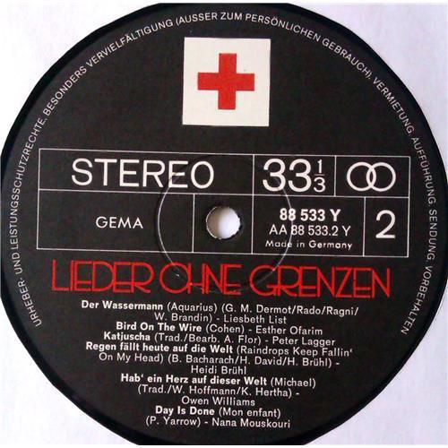 Картинка  Виниловые пластинки  Various – Lieder Ohne Grenzen / 88 533 Y в  Vinyl Play магазин LP и CD   05423 7