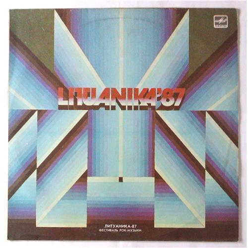 Виниловые пластинки  Various – Lituanika-87 / C60 26577 009 в Vinyl Play магазин LP и CD  05466