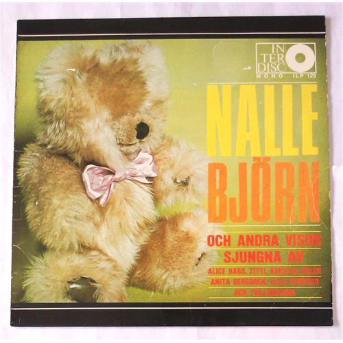 Виниловые пластинки  Various – Nallebjorn Och Andra Visor / ILP 129 в Vinyl Play магазин LP и CD  06926