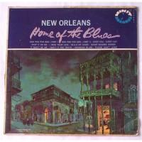 Various – New Orleans: Home Of The Blues / LP 0001