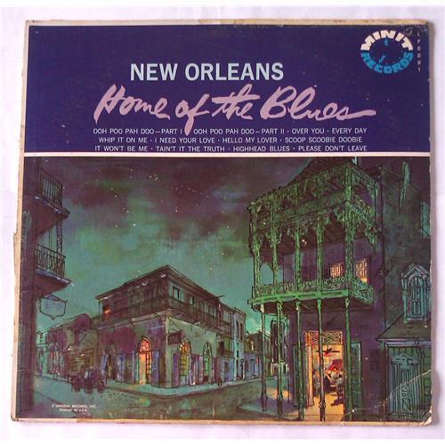 Виниловые пластинки  Various – New Orleans: Home Of The Blues / LP 0001 в Vinyl Play магазин LP и CD  05698
