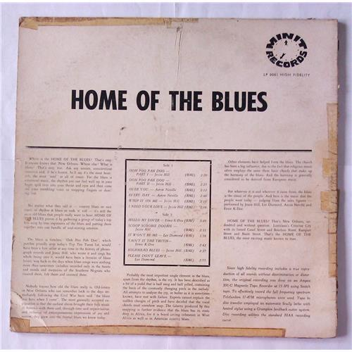 Картинка  Виниловые пластинки  Various – New Orleans: Home Of The Blues / LP 0001 в  Vinyl Play магазин LP и CD   05698 1