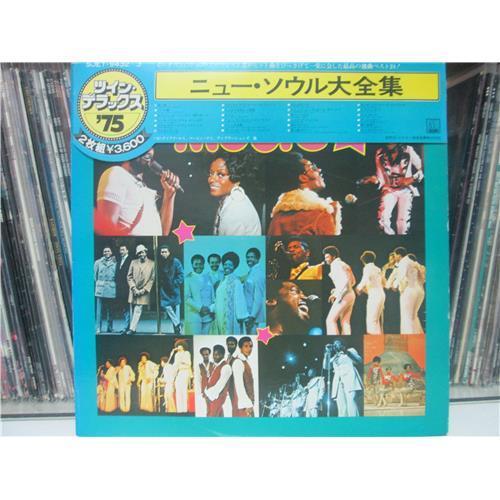 Виниловые пластинки  Various – New Soul Music / SJET-9432 в Vinyl Play магазин LP и CD  00654