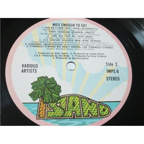 Картинка  Виниловые пластинки  Various – Nice Enough To Eat / IWPS 6 в  Vinyl Play магазин LP и CD   04126 5