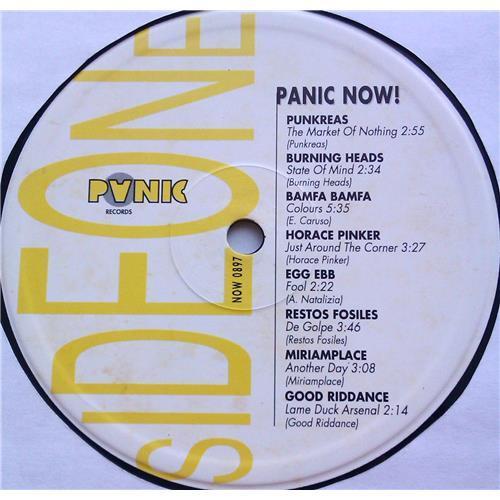 Картинка  Виниловые пластинки  Various – Panic Now! / NOW 0897 в  Vinyl Play магазин LP и CD   06359 6